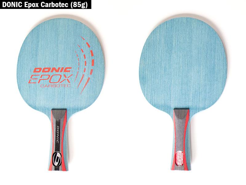 DONIC Epox Offensiv Tischtennis Holz